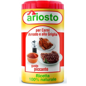 ARIOSTO CHILLI MEAT RUB SEASONING 80G *UK ONLY*