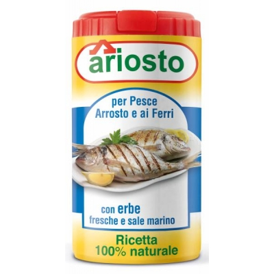 ARIOSTO PESCI FOR FISH 80G *UK ONLY*
