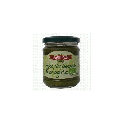 GHIGLIONE PESTO GENOVESE FROM LIGURIA   -UK Only-