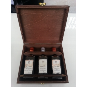 BALSAMIC VINEGAR GIFT SET PEDRONI   -UK ONLY-