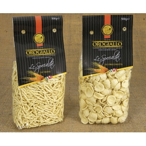 OROGIALLO ARTISAN PASTA from SALERNO *was £3.49 save 50p* UK Only