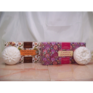 Carved Soap Gift Boxes