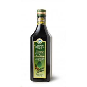 MONTALBANO EXTRA VIRGIN OLIVE OIL FROM TUSCANY 500ML *UK ONLY* Special Offer