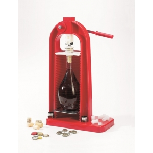 BEER/WINE ´TAPPATRICE GIGANTE´ - CORKING AND CROWNING. UK ONLY.
