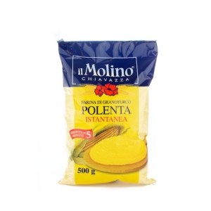 YELLOW POLENTA ISTANTANEA by IL MOLINO, CHIAVAZZA. UK Only
