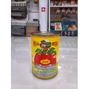 Authentic San Marzano Tomato DOP