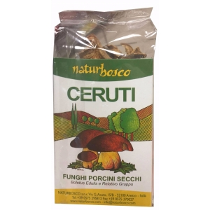 Dried porcini mushroom Ceruti 100G *UK ONLY