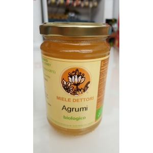 Organic raw Honey 400g *UK only