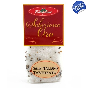 TRUFFLE SALT FROM TUSCANY UK ONLY