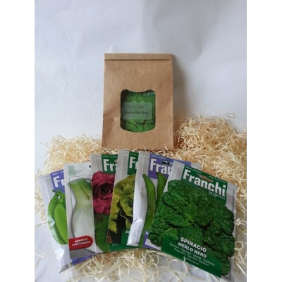 SEEDS - ITALIAN ALPINE SEED COLLECTION by Franchi Seeds 1783