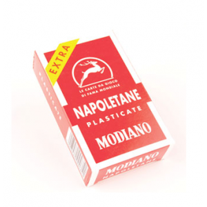 ITALIAN PLAYING CARDS MODIANO - NAPOLETANE