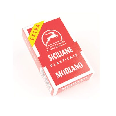 ITALIAN PLAYING CARDS MODIANO - SICILIANE