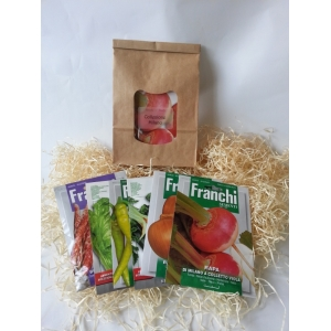SEEDS - COLLEZIONE MILANO IN A DELI BOX by Franchi Seeds 1783
