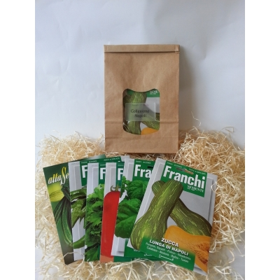 SEEDS - COLLEZIONE NAPOLI IN A DELI BAG by Franchi Seeds 1783