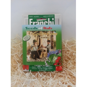 SEEDS - HOT AND SPICY COLLECTION WRAPPED by Franchi Seeds 1783