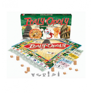 ITALY-OPOLY BOARD GAME - THE Perfect Christmas Present