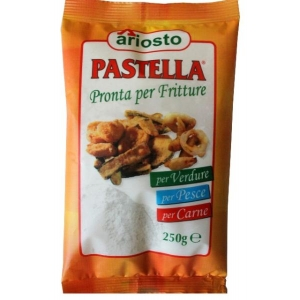 ARIOSTO PASTELLA SEASONED BATTER MIX 250G