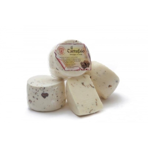 IL TARTUFAIO – TRUFFLE CHEESE, FORLI' 410G MINIMUM - TO 440G