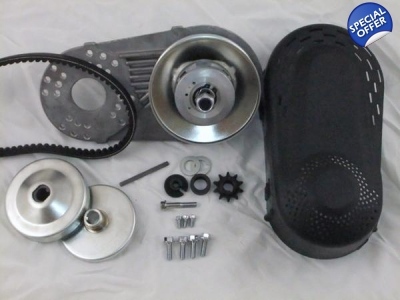 Winch Parts Comet Tav 2 torque converter replica