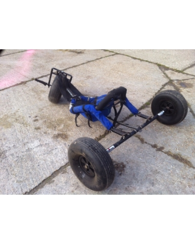 Libre Race Kite Buggy with Bigfoot Tyres used
