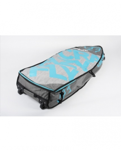 Crazyfly Surf board bag with wheels