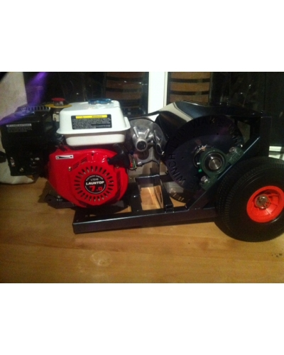 Petrol Wakeboarding Winch - the TVR