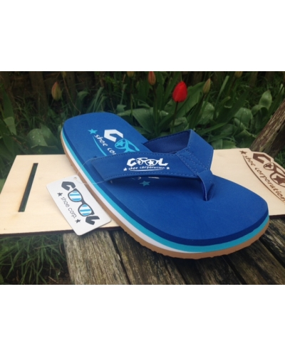 Cool Shoe Corporation Federal Blue