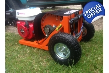 7 hp Orange Lazer Wake Winch Ltd