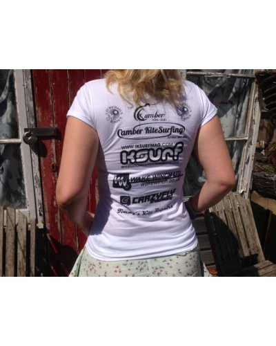 Kite Week Tshirt Womens