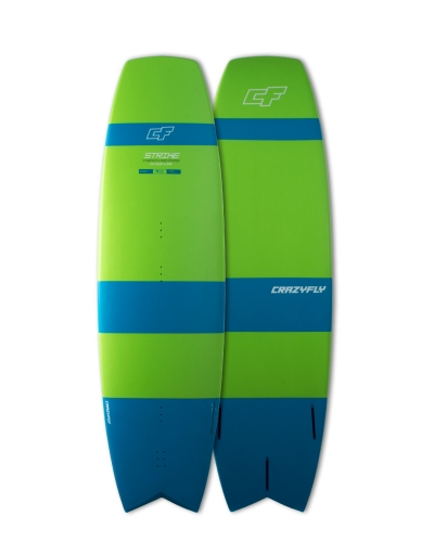 Crazyfly strike Surf board