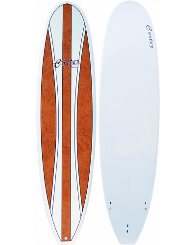 Cortez Veneer Mini Mal and Mal Surf Board
