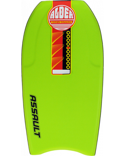 Alder Assault Body Boards