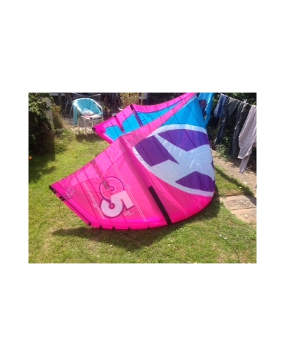 F-One Bandit 8 5m Kite with Bag