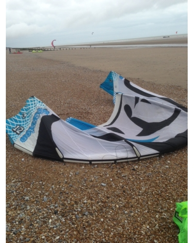 RRD Obsession 12m Kitesurfing Kite used