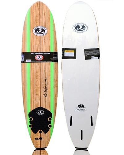California Board Company CBC Softboards