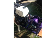 15HP Midnight Galaxy Wake Winch