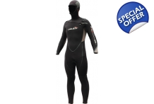 Alder EVO FIRE 6mm Wetsuit with Hood