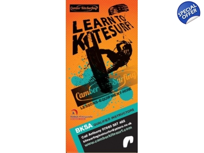 Kitesurfing Course 4 people- 2 day Discounted