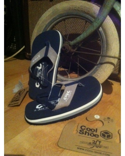 Dark Denim Cool Shoe Co. Original