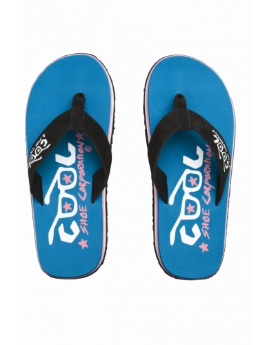 Cool Shoe Eve Enamel Blue