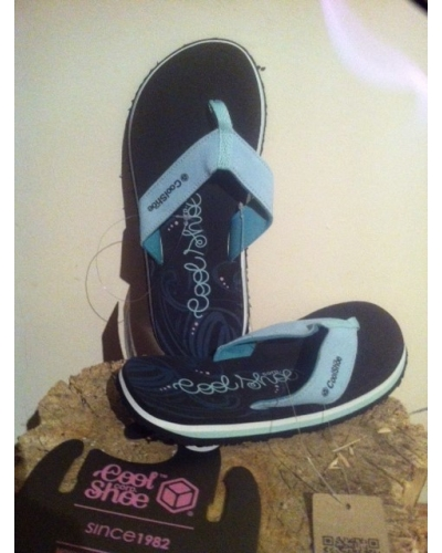 Cool Shoe Womens Eve Slight black 34-35 only