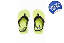 Cool Shoe Corporation Monster Child Flip Flops