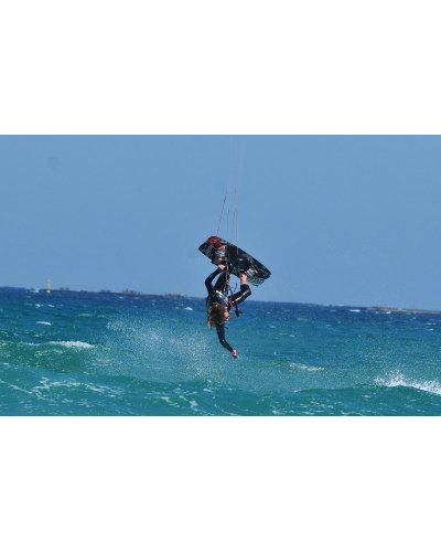 Kitesurfing Advanced Riding course - Backrolls