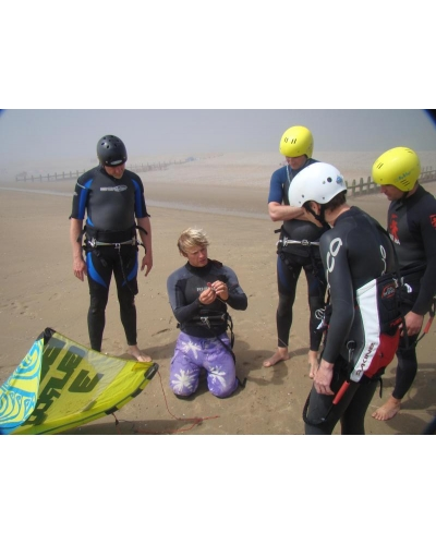 A Gift Voucher for Kitesurfing goods or Lessons