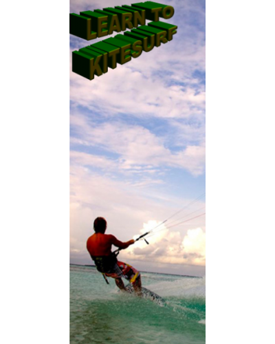 Kitesurfing Board Control Lesson to improve Riding Skills