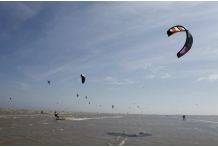 Private Kitesurfing Lesson for 2 people hourly
