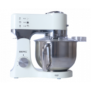 BERG 1200 WATT 5L ELECTRIC FOOD STAND MIXER