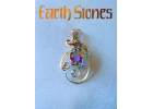 Gold Filled Earth Stone Amertine