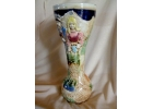 Antique Majolica Vase