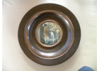 Vintage Copper Wall Plate